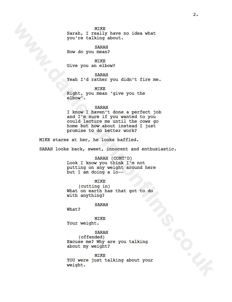 how to write a comedy script Movie scripts, movie screenplays original unproduced scripts comedy scripts - a showcase for original scripts on the net brian and brock are forced to write a positive essay about the basketball team.