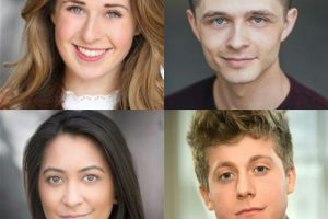 New Short Comedy Film 'IN PERSON' – Here's the cast!